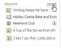 Facebook fixes: Lists vs Groups (3/4)