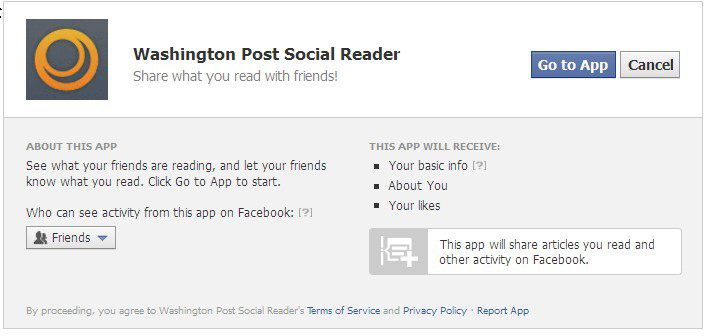 Facebook Fixes: How to prevent articles you have read online from showing up on your wall (2/3)