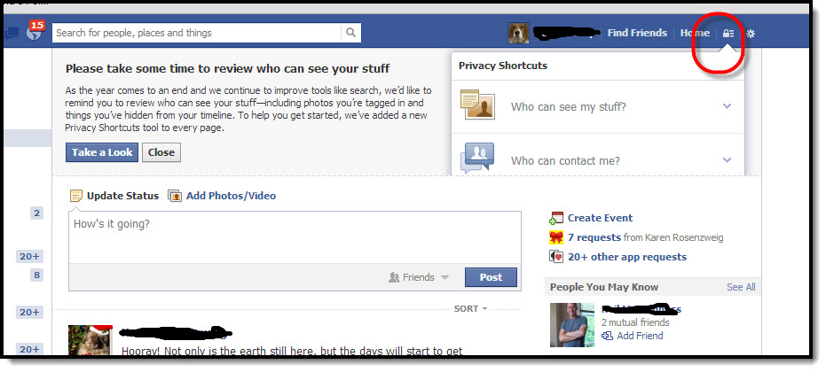 how to delete fb page messages